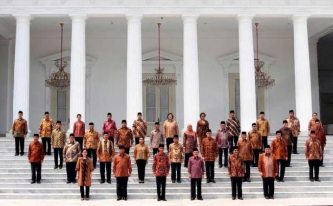 BOCORAN Calon Menteri Kabinet Jokowi Mulai dari AHY, Sandiaga, Grace Natalie hingga Yenny Wahid