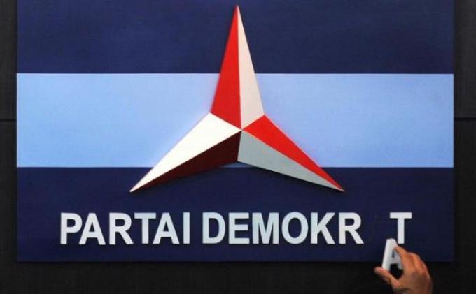 SEJARAH Logo Partai Demokrat: Ide dari SBY, Cari Bahan Warna Biru Pasukan PBB di Tanah Abang