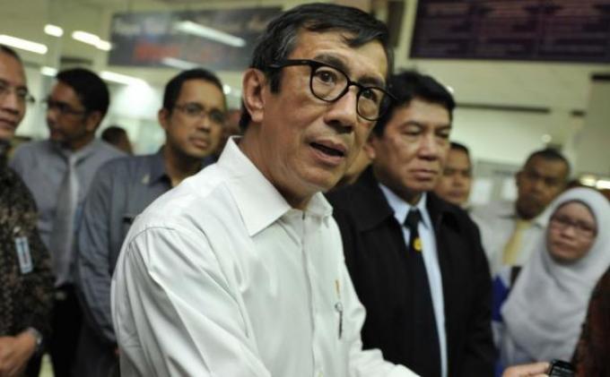 Menteri Hukum dan HAM Yasonna Laoly Siap Hadapi Gugatan Tommy Soeharto di PTUN