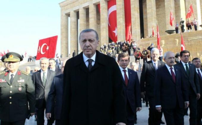 Presiden Turki: Perempuan Beda dengan Laki-laki