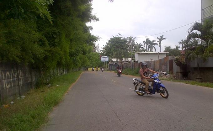 Warga Kecewa Penutupan Jalan Jati Raya Timur Tanpa Pemberitahuan