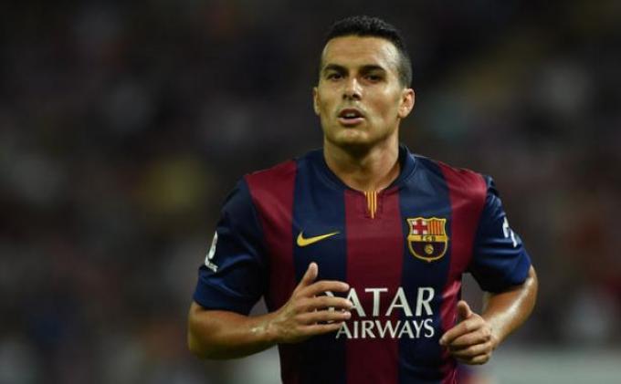 Barcelona Akan Jual Pedro Rodriguez