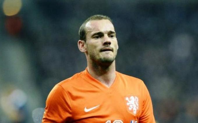 Wesley Sneijder Akui Pindah ke Katolik karena Javier Zanetti
