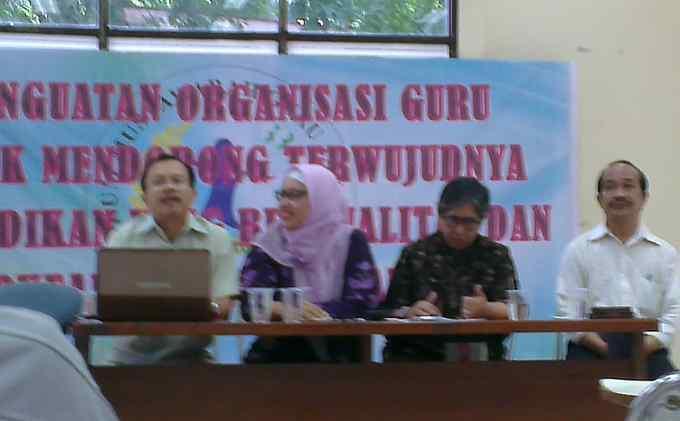 Lima Hal yang Dicemaskan FSGI atas Pendidikan di Indonesia