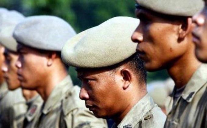Malam Tahun Baru, Ratusan Personel Satpol PP Hingga Personel Gabungan Dikerahkan di Jakarta Selatan