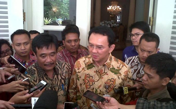 Ahok Ingin PT Jakpro Ambil Alih Persija Jakarta