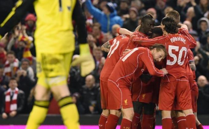 Berakhir Imbang, Liverpool Jaga Rekor di Piala Liga