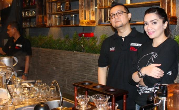 Buka Coffee Shop, Modal Kin The Fly Tak Sampai Rp 500 Juta