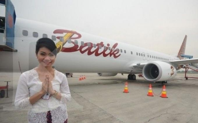 Tiket Batik Air Ditolak