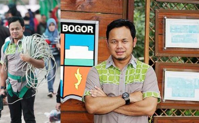 Mas Bob dan Moralitas Politik, Kenangan Wali Kota Bogor Bima Arya Sugiarto pada Sang Dosen Idola