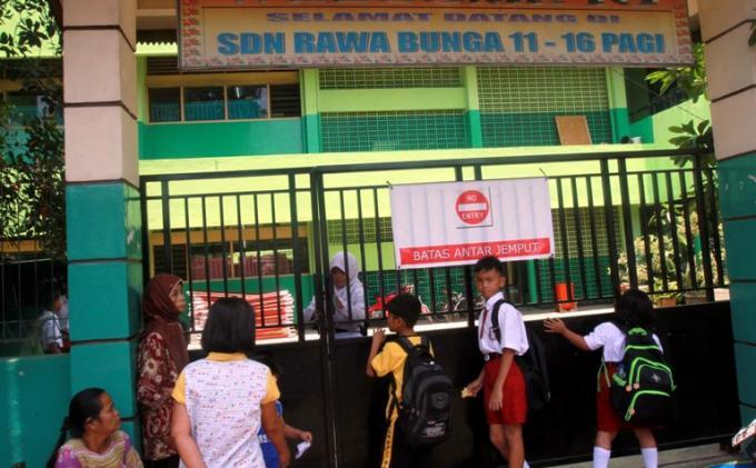 Kesulitan Lahan Akibatkan Kota Depok Kekurangan Gedung Sekolah