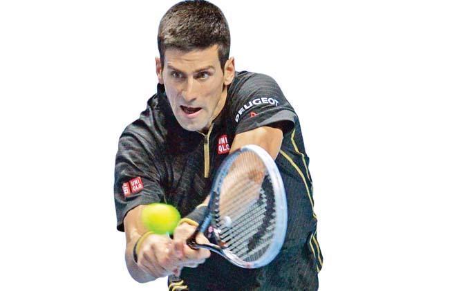 Djokovic Bawa Serbia ke Perempat Final