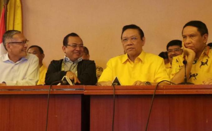 Menteri Yasonna Laoly Sahkan Golkar Agung Laksono