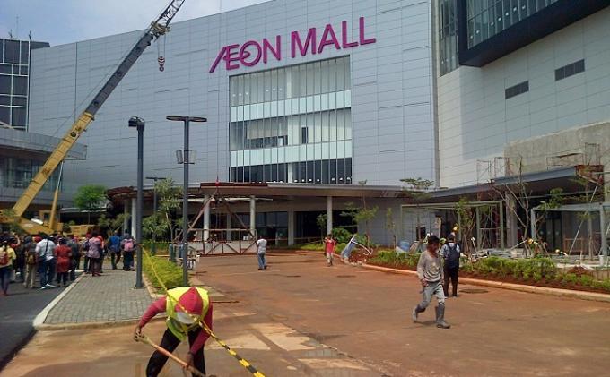 Sabtu ini, Aeon Mall BSD Resmi Dibuka
