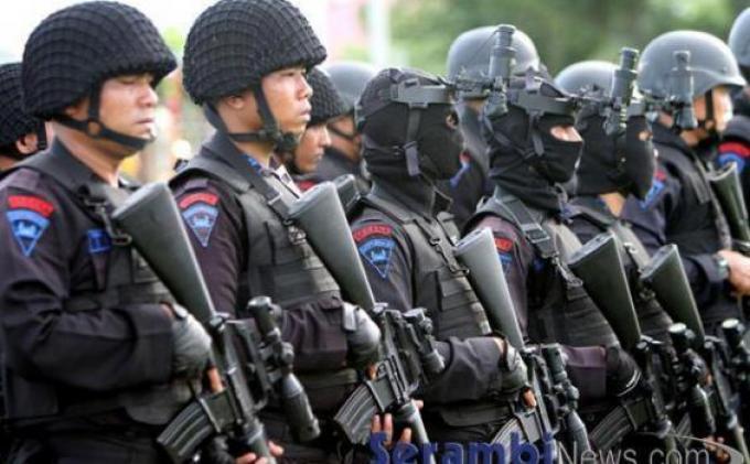 KRONOLOGI Anggota Brimob Polda Sulteng Gugur Ditembak Kelompok MIT Poso, Diserang Setelah Jumatan