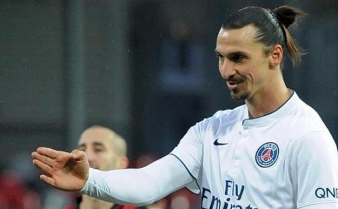 Gol Ibra Bawa PSG ke Final Piala Perancis