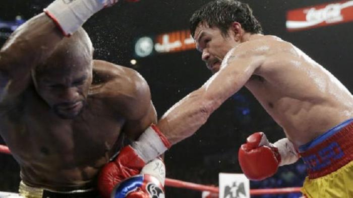 Manny Pacquiao Kubur Keinginan Tanding Ulang dengan Floyd Mayweather Jr
