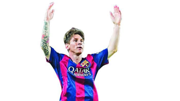 Tak Cuma Thohir, Zanetti pun Berharap Messi ke Inter Milan