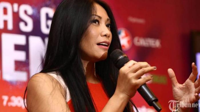 Polemik Pernyataan Agnez Mo, Penyanyi Anggun C Sasmi: Penting Mana Darah Atau Paspor Indonesia