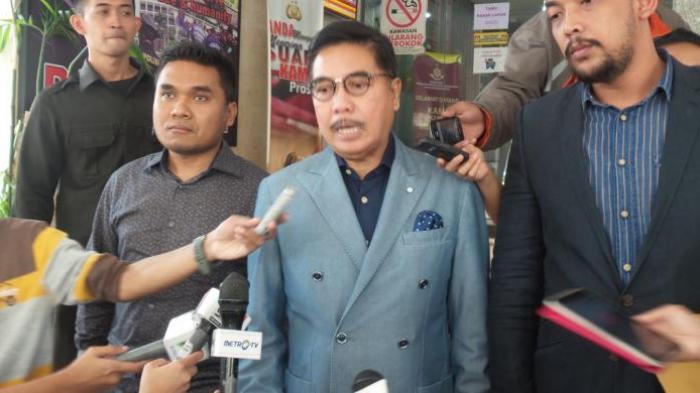 Hotma Sitompul Akan Jadi Saksi Kasus Korupsi E-KTP