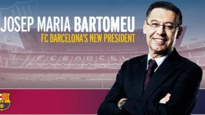 Inilah Presiden Barcelona yang Baru