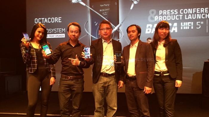 Advan Luncurkan Smartphone Harga Rp 1 Jutaan
