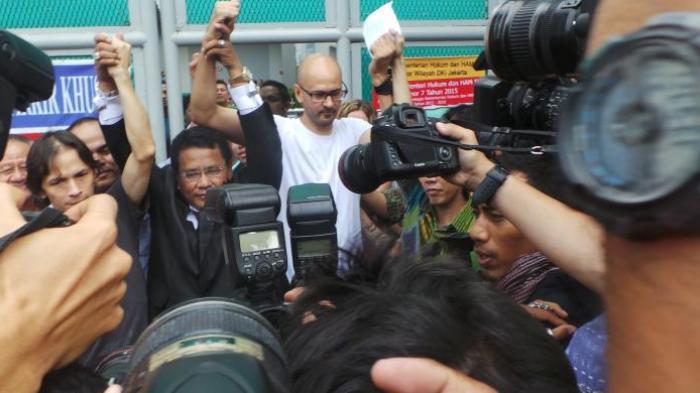 Grasi Jokowi untuk Penyodomi Anak di JIS Cederai Gerakan Hentikan Kekerasan Seksual