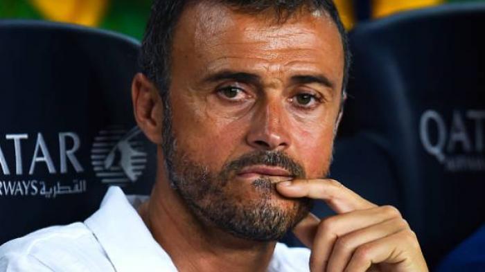 Luis Enrique Resmi Gantikan Fernando Hierro di Timnas Spanyol