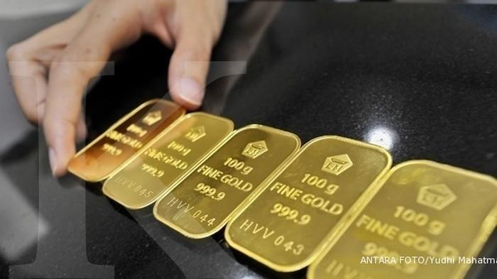 Daftar Harga Emas Antam Hari Ini, Turun Rp 10.000 per Gram Dibanding Kemarin