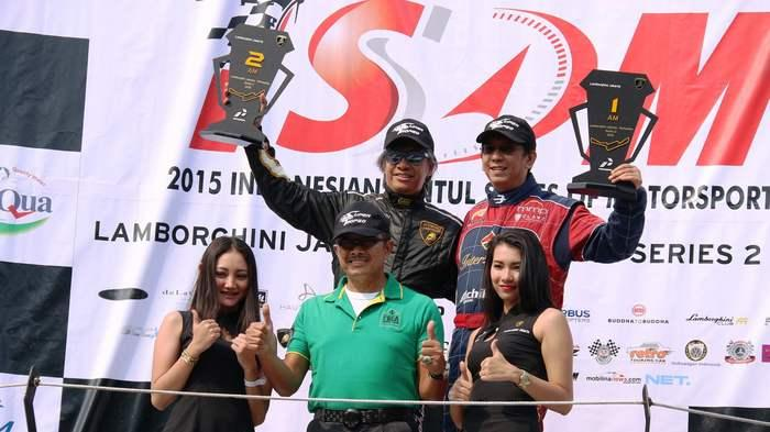 Balap Mobil ISSOM 2016 Dibuka, ABM Mampu Sabet 26 Piala
