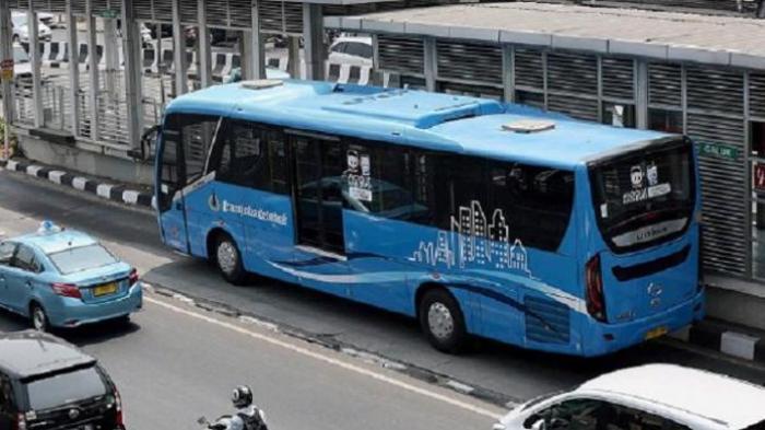 Pemprov DKI Siapkan Bus untuk Beroperasi di Pasar Tanah Abang