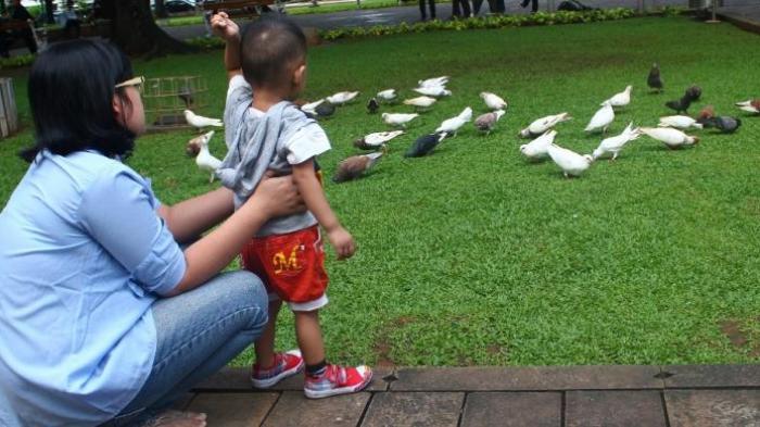 Kasus Covid-19 Ibu Kota Meningkat, Seluruh Taman di Jakarta Pusat Kembali Ditutup Hingga 5 Juli 2021