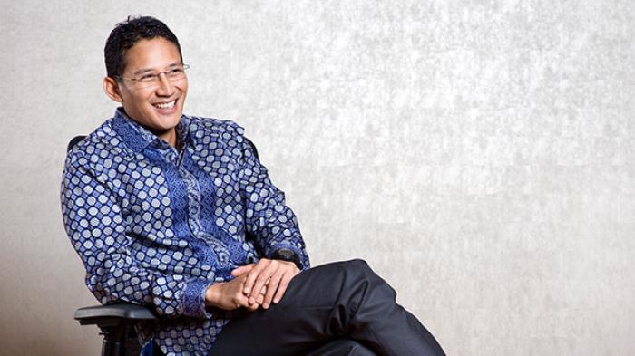 Sandiaga Uno Dipercaya Jadi Menteri KKP RI, Disebut Tak Mungkin Korupsi karena Sudah Terlanjur Kaya