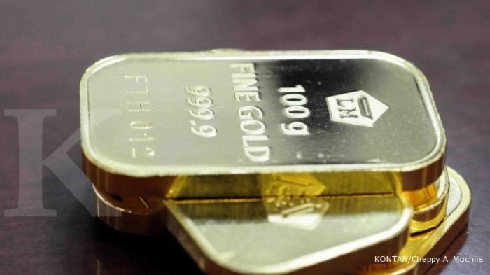 Harga Emas Hari ini Rabu 16 Desember di Pegadaian Turun Rp 2000 Produksi UBS dan Antam