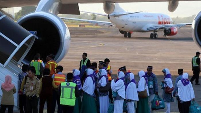 Lima Langkah Agar Ibadah Haji Nyaman Selama Dalam Penerbangan