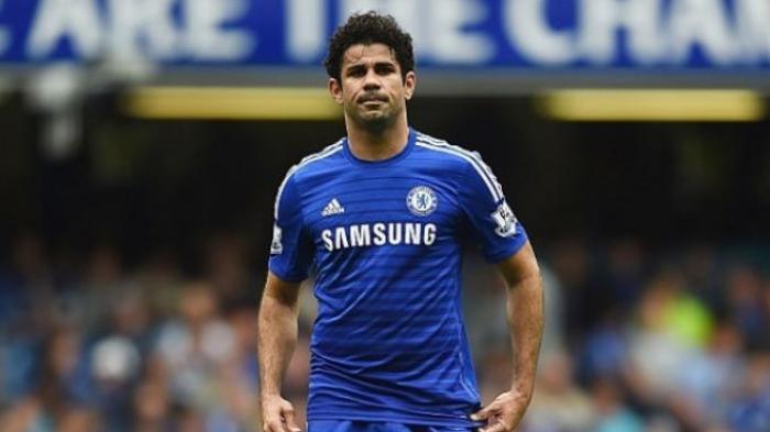 FA Hukum Diego Costa karena Tampar Wajah Koscielny