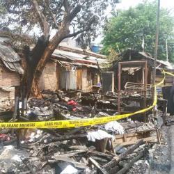 Usai Kebakaran, Kios JP Poncol Belum Akan Dibangun