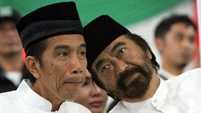 Rangkulannya dengan Presiden PKS Disindir Jokowi, Surya Paloh: Diskursus Politik Paling Picisan!