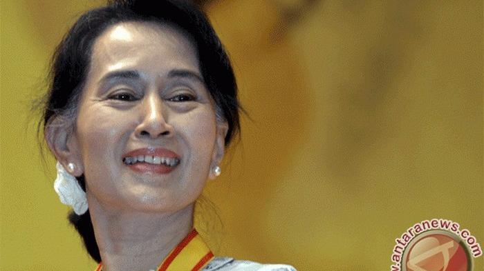 BREAKING NEWS: Pemimpin Myanmar Aung San Suu Kyi dan Presiden Win Myint Ditangkap