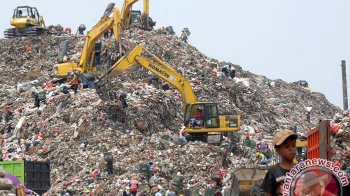 DKI Masih Butuh Swasta Kelola Gas Metan Sampah TPST