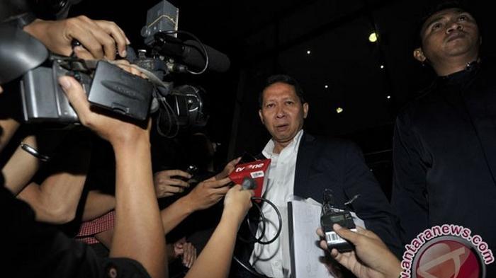 RJ Lino Penuhi Panggilan Penyidik Bareskrim