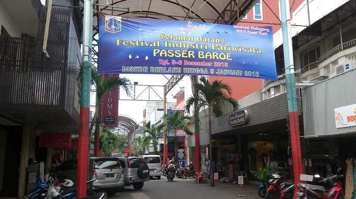 Dorong Jadi Destinasi Wisata, Pemkot Jakarta Pusat Berencana Menata Kawasan Pasar Baru