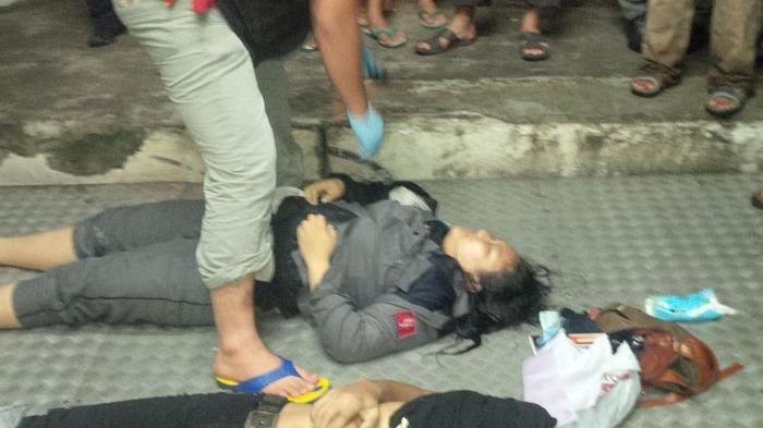 Polisi Selidiki 2 Pegawai Transjakarta Tewas