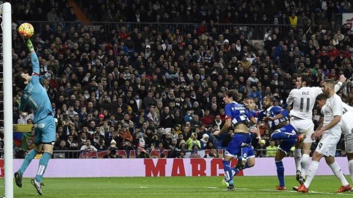 Debut Zidane Bersinar, Madrid Vs Deportivo La Coruna 5-0