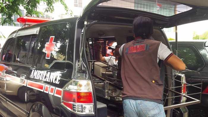 Sopir Ambulans Puskesmas Mencuri Masker, Satu Dus Dijual Rp 5 Juta, Ini Penjelasan Polisi