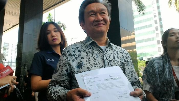 RJ Lino Tak Hadiri Pemeriksaan di KPK Hari Ini