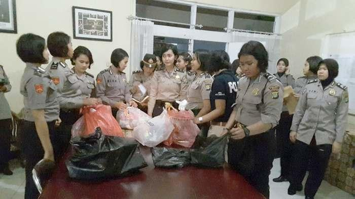 Lapas Wanita Tangerang Digrebek Polisi