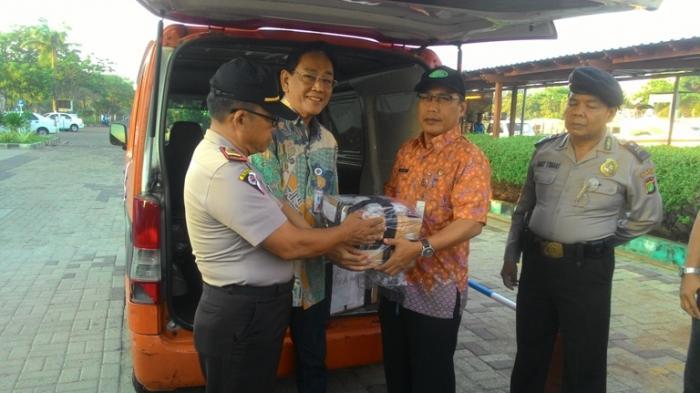 Distribusi Soal UN Sampai ke Kepulauan Seribu