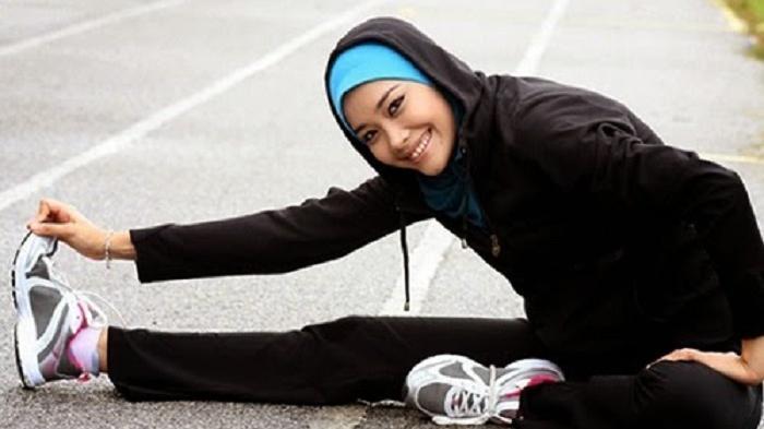 Bagaimana Olahraga yang Efektif Saat Menjalankan Ibadah Puasa? Begini Kata Dokter