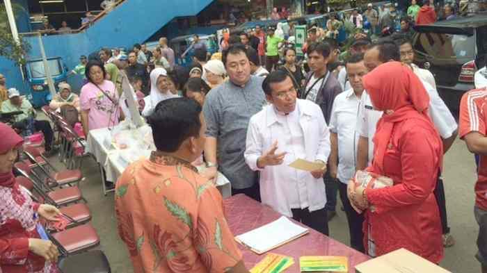 BREAKING NEWS: Tujuh Makanan Berformalin Ditemukan saat Sidak di Lima Pasar di Jaktim